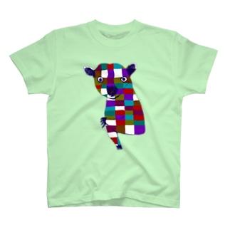 キンカジュー T-shirts