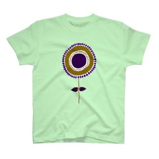 花 T-Shirt