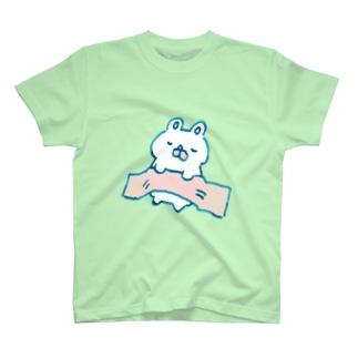 まっくすらぶりーうさ T-shirts