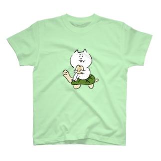 メロンパンとねこ T-Shirt