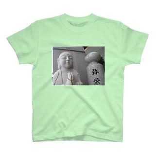 お地蔵様大好きグッズ T-Shirt