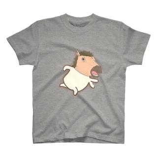 さよなら馬年 Tシャツ