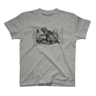 The British Library - The Iguana Tシャツ