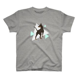 ドーベルマン Tシャツ
