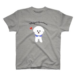 モフモフの民 ビビアン Tシャツ