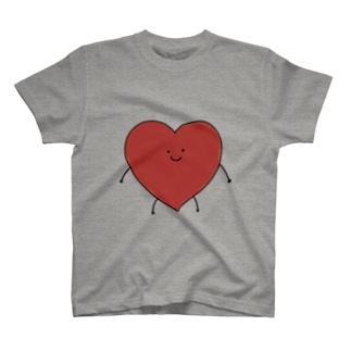はーとちゃん(heazu) Tシャツ
