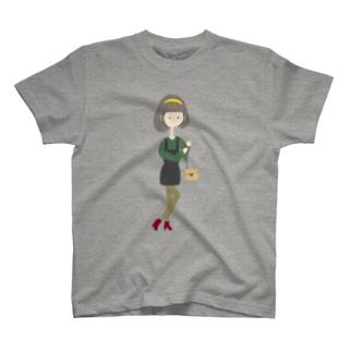 あきみちゃん Tシャツ