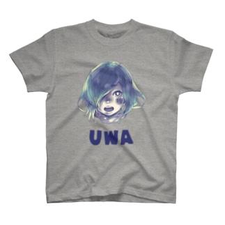 UWA Tシャツ
