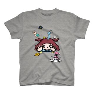 フライ Tシャツ