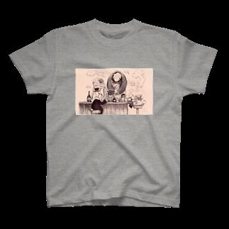 葉守 碧の彼と同じものをTシャツ