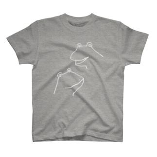 カエル3B Tシャツ