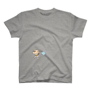 おっちゃん気を発する Tシャツ