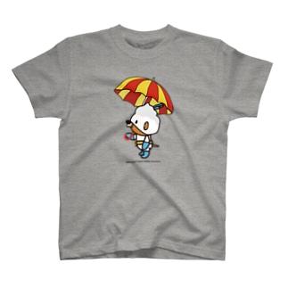 カワマジー傘 Tシャツ