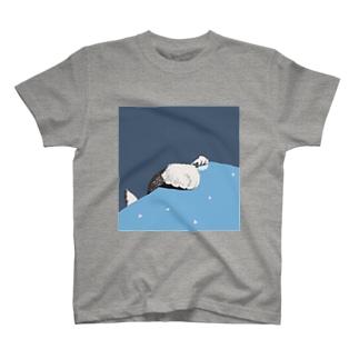 nekonote T Tシャツ