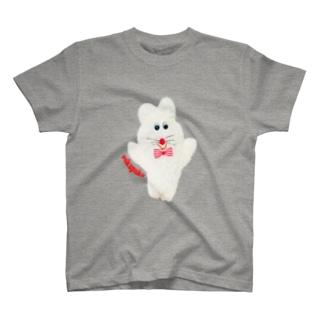 ばんざいプクちゃん✴︎ Tシャツ