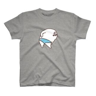 穴あきパン Tシャツ