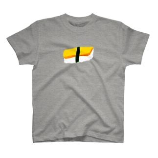 生物は苦手です Tシャツ