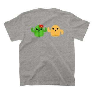 ハニワとサボテン T-shirts