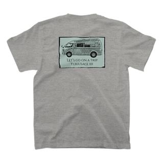 ハイエースキャンパー.アルコーバ T-shirts