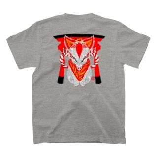 狼煙の芽吹キノ遣イ T-shirts