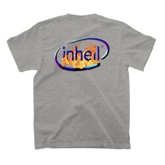 inhell 地獄のプロセッサー T-shirts