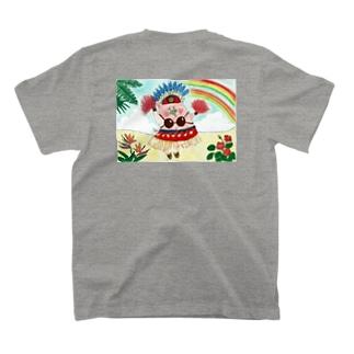 アロハドロシーフラダンス T-shirts