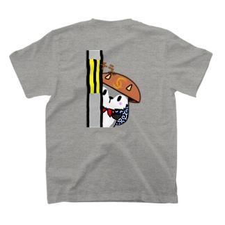 あきんどくんTシャツ(背面ver) T-shirts