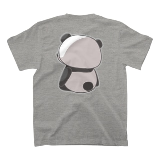 さびしいパンダ T-Shirt