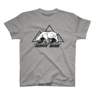 クマッフィ T-shirts