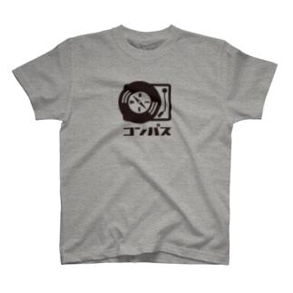コンパス T-shirts