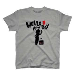 はにゅで♡ T-shirts
