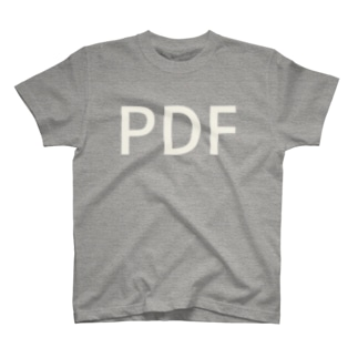 PDF T-shirts