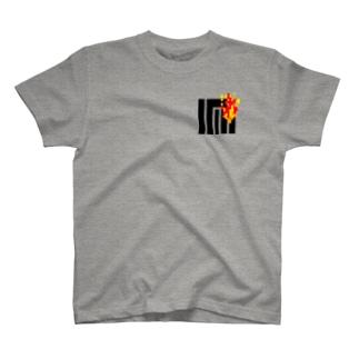 millionmirrors!のGenji Scent -No.27 Kagaribi- T-shirts
