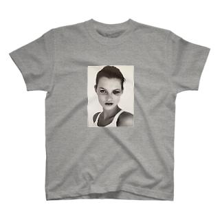 ダメージ ケイト T-shirts