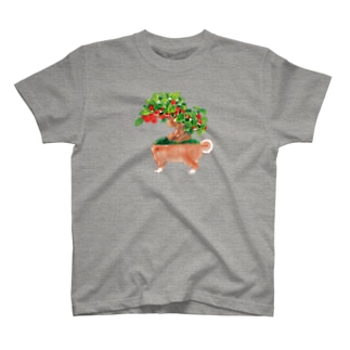 イヌモドキ T-shirts