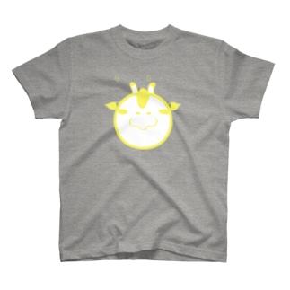 gg『キリンのジラッファくん』 T-shirts