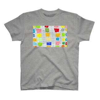 マジョの天窓 T-shirts