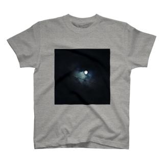 月明かり T-shirts