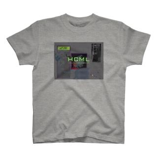 HCML T-shirts