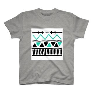 ネイティブ T-shirts