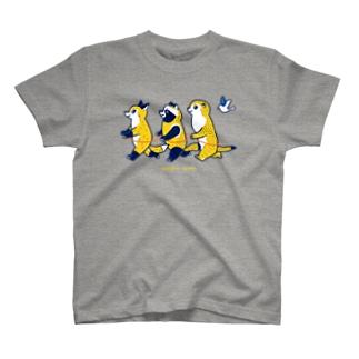 でんしゃ T-shirts