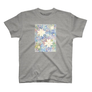 Snow Crystals T-shirts