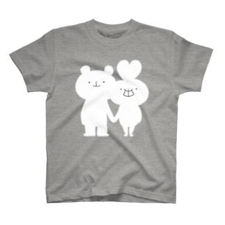 うさっくま×Tシャツ T-shirts