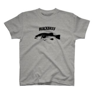 外来魚 T-shirts