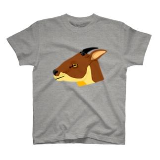 Capricornis swinhoei T-shirts