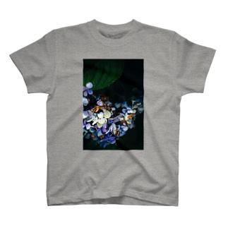 闇夜に光る T-shirts