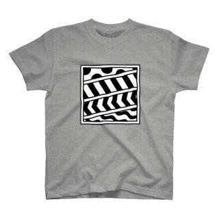 パターンについて 2 T-shirts