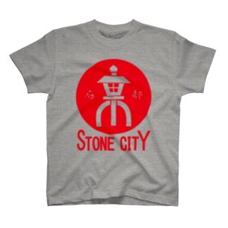 石都OKAZAKI T-shirts