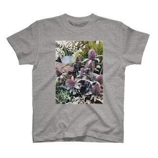 botanical tokyo T-shirts