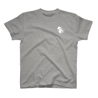 ちょろぱうんだ T-shirts
